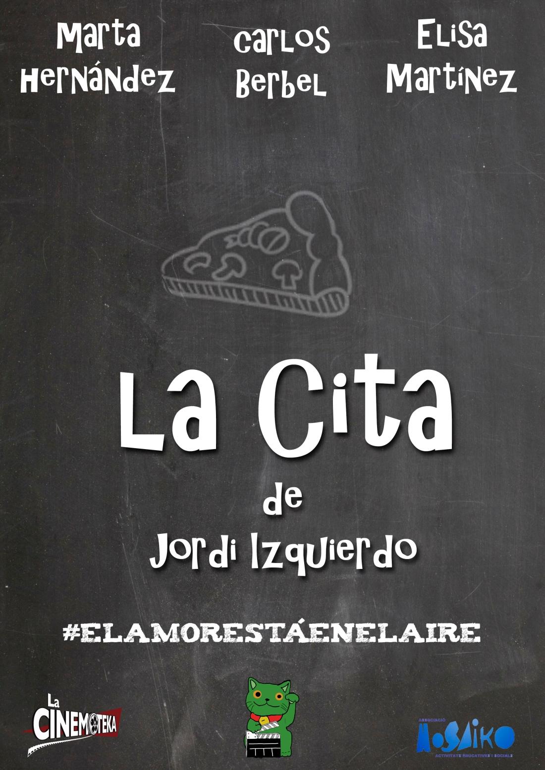 póster La Cita